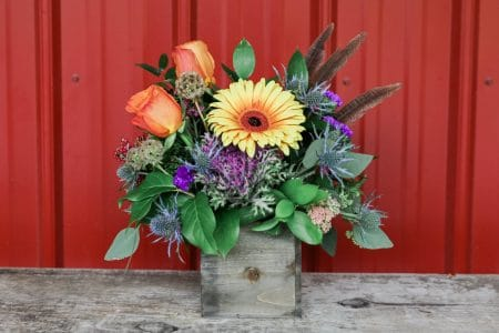 summer time floral arrangements-1