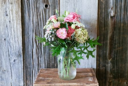 Hudson Valley wedding florist