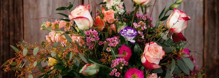 Floral Design at Kalleco Nursery